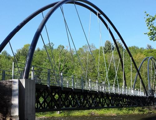 Bicycle Footbridge