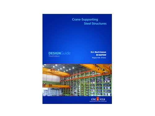 Handbook of steel construction 11th edition 3rd revised printing crane supporting steel structures design guide third edition fandeluxe Gallery