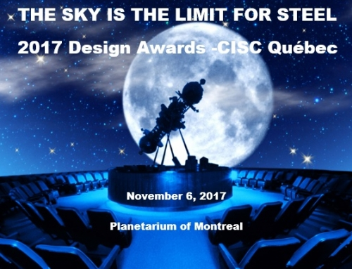 """CISC Quebec Region receives a """"record"""" number of submissions for the 2017 Quebec Design Awards."""