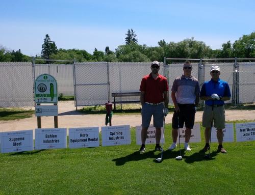 CISC Manitoba & NW Ontario hosts golf tournament on July 13