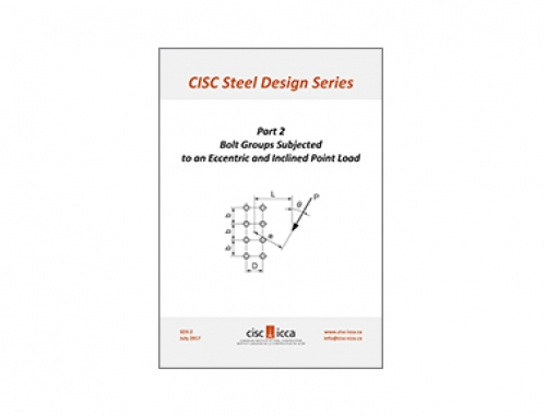 CISC Publishes Part 2 of Steel Design Series