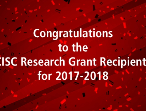 Congratulations to the CISC Research Grant Recipients for 2017-2018