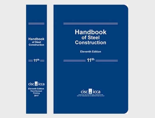 CISC Releases Updates to Handbook of Steel Construction, 11th Edition
