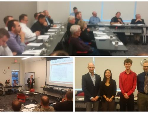 "CISC Alberta's new Regional Meeting ""Plus"" Popular with Members & Associates!"