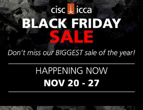 CISC'S BLACK FRIDAY SALE