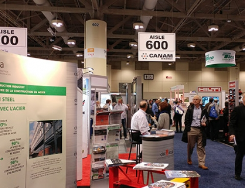 CISC at Construct Canada, Nov 29-Dec 1! Come visit us at booth #620!