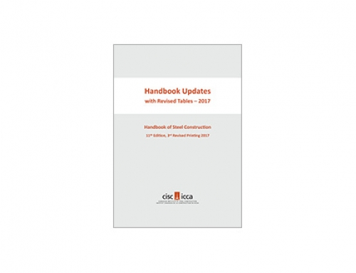 Revisions to the Handbook, 11th Edition