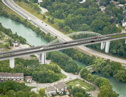 Remplacement du pont burgoyne, ontario, structure # 081220
