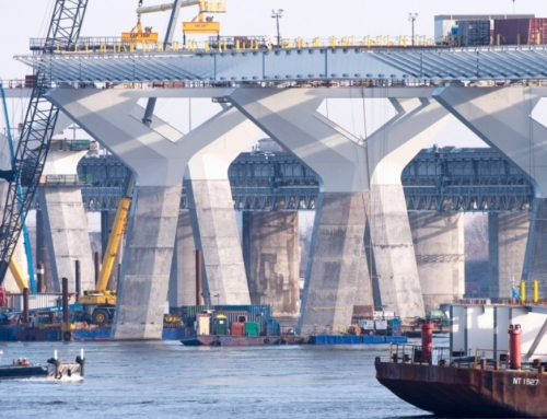 New Champlain Bridge being built with offshore steel has over 2000 defects