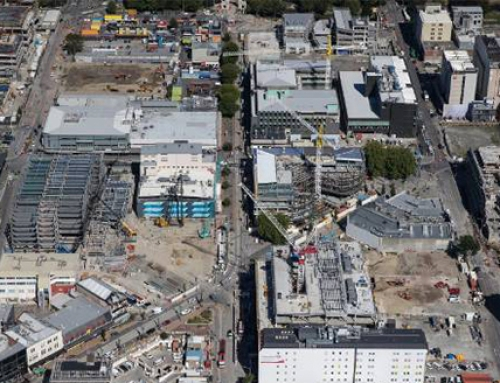 Christchurch, NZ turns to resilient steel for majority of building reconstruction after earthquake