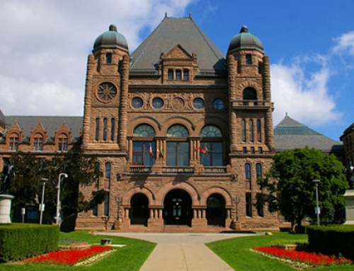 Ontario's Bill 142, the Construction Lien Amendment Act, receives Royal Assent