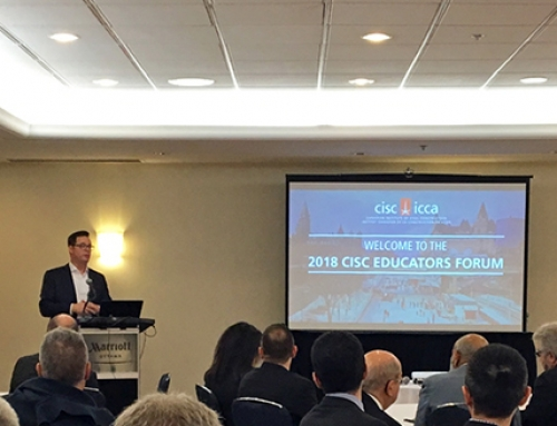 CISC Educators Forum in Ottawa an undeniable success