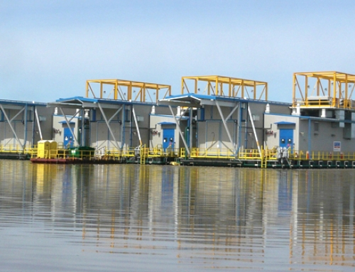 Suncor Tro Water Barges