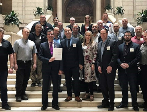 Manitoba's Bill 218, The Prompt Payments in the Construction Industry Act, passes first reading!