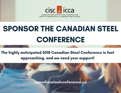 All You Need to Know About Sponsoring & Exhibiting at the 2018 Canadian Steel Conference