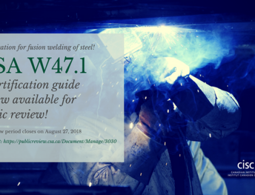 CSA Releases the New Edition of CSA W47.1 for Public Review!