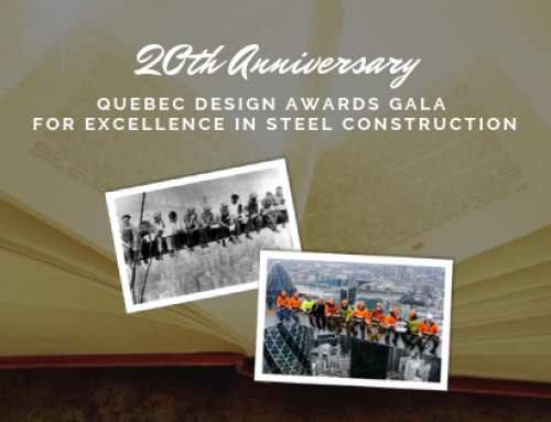 CISC Quebec Announces Finalists of the 20th Design Awards of Excellence for Steel Construction