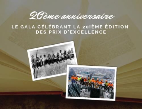 L'ICCA Québec annonce le nom des finalistes des 20e Prix d'excellence de la construction en acier