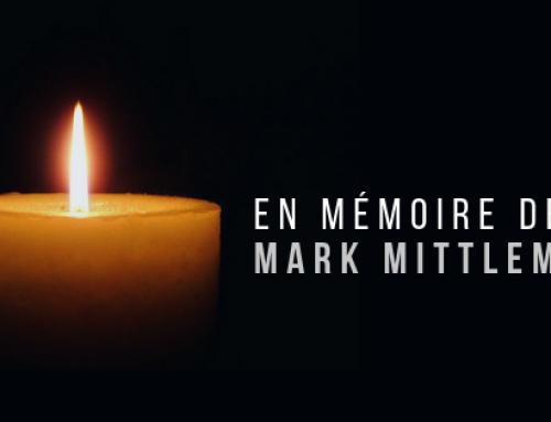 En mémoire de Mark Mittleman