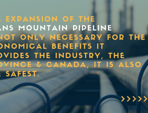 Why Expand Canada's Trans Mountain Pipeline?