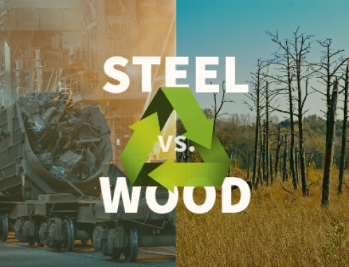 Steel vs. Wood: Which is the More Sustainable Building Material?