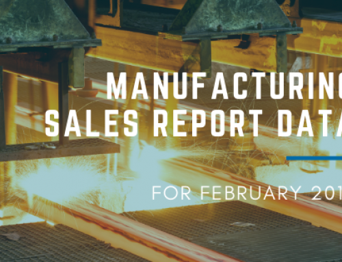 CMC Report: Manufacturing Sales Report Data for February 2019