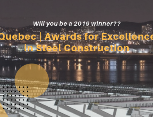 Submission Period for the 2019 CISC Quebec Awards for Excellence in Steel Construction is Now Open