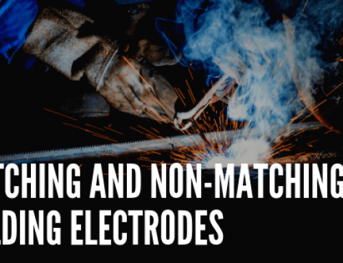 Matching and Non-Matching Welding Electrodes