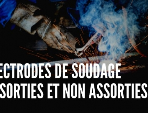 Électrodes de soudage assorties et non assorties
