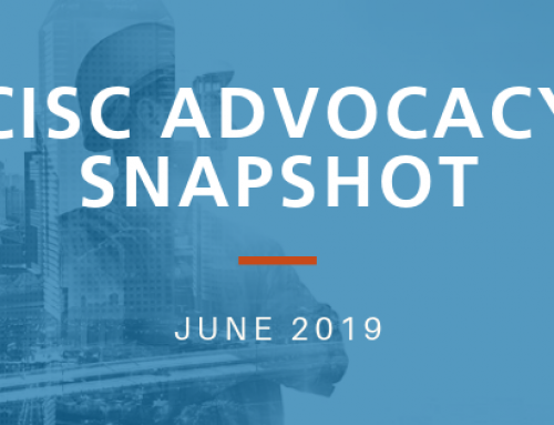 CISC Advocacy Snapshot – June 2019