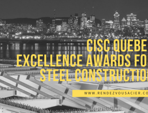 New Record! CISC Quebec Receives 111 Project Submissions for the 2019 Steel Design Awards of Excellence