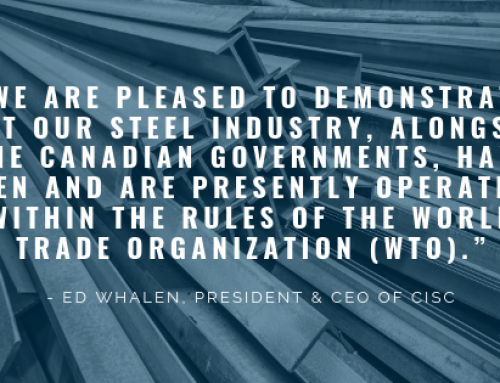 Canada Will Not Face Preliminary Countervailing Duties in Ongoing Trade Case on Fabricated Structural Steel
