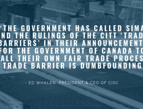The Liberal Government Hands $42 Billion In Construction Projects to China At Expense Of Canadians
