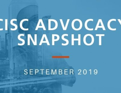 CISC Advocacy Snapshot – September 2019