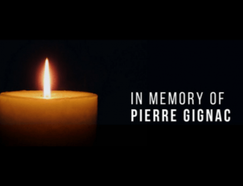 In Memory of Pierre Gignac