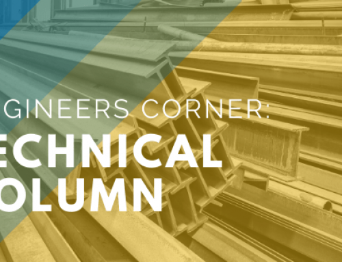 Engineers Corner: Technical Column