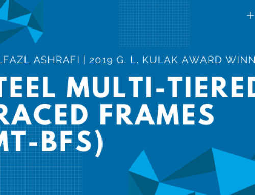 2019 G. L. Kulak Award Recipient Explores Steel Multi-tiered Braced Frames