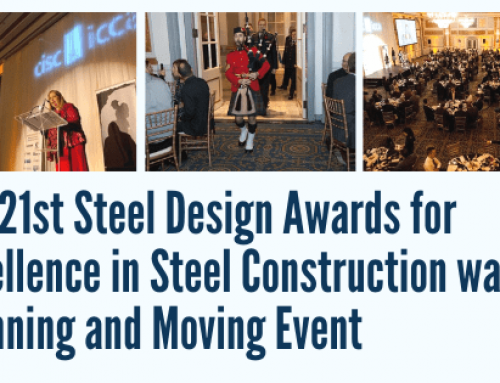 The 21st Steel Awards for Excellence in Steel Construction was a Stunning and Moving Event
