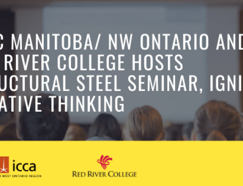 CISC Manitoba/ NW Ontario and Red River College hosts Structural Steel Seminar, Ignites Creative Thinking
