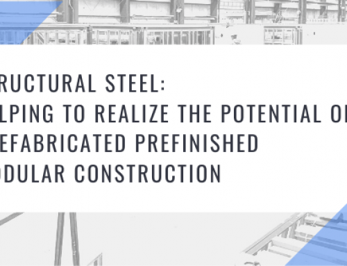 Structural Steel: Helping to Realize the Potential of Prefabricated Prefinished Modular Construction