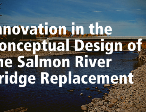 Innovation in the Conceptual Design of the Salmon River Bridge Replacement