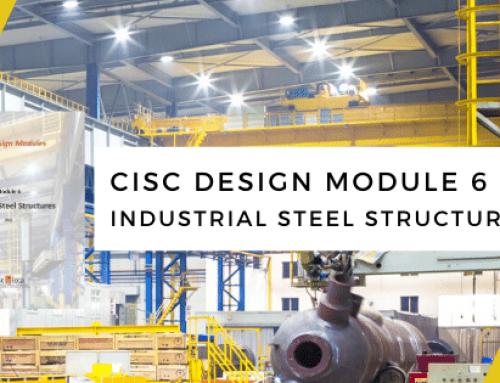 CISC Design Module 6 – Industrial Steel Structures