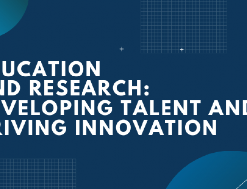 Education and Research: Developing Talent and Driving Innovation