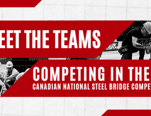 Meet the Teams Competing in the Canadian National Steel Bridge Competition