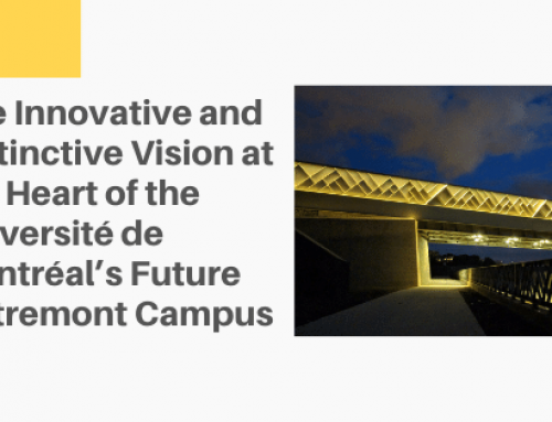 The Innovative and Distinctive Vision at the Heart of the Université de Montréal's Future Outremont Campus