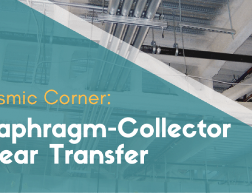 Seismic Corner: Diaphragm-Collector Shear Transfer