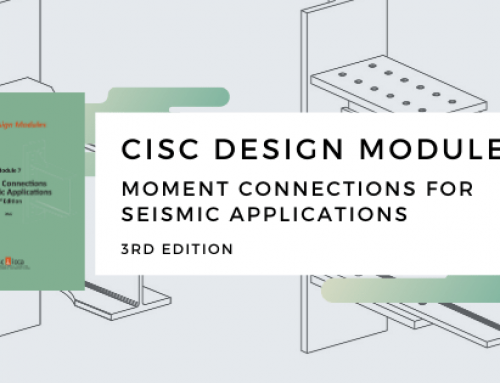 CISC Design Module 7 – Moment Connections for Seismic Applications, 3rd Edition