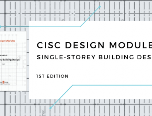 CISC Design Module 8 – Single-Storey Building Design