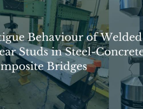 Fatigue Behaviour of Welded Shear Studs in Steel-Concrete Composite Bridges