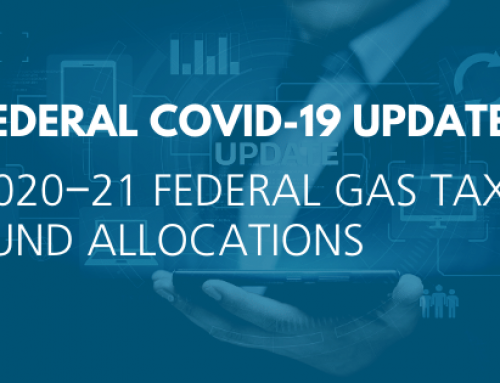 2020‒21 Federal Gas Tax Fund Allocations